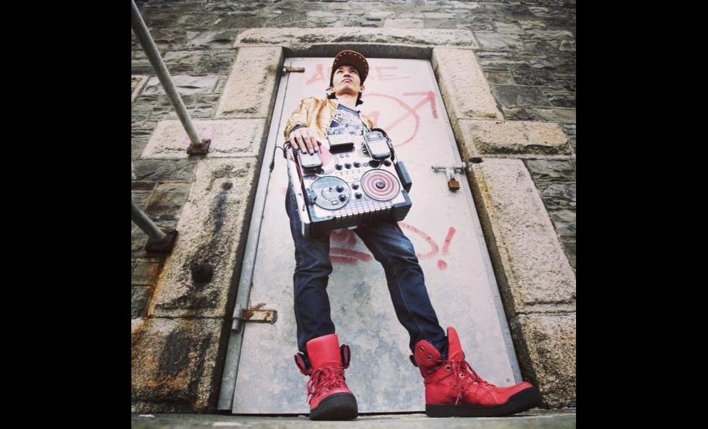 Akira Artist and DJ from Japan