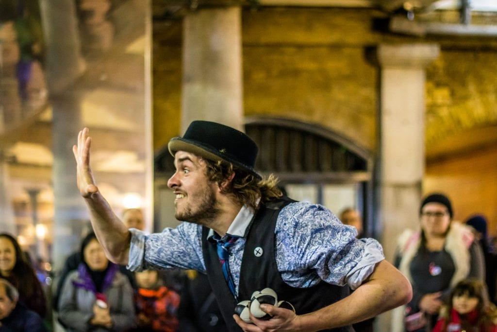 Corey street circus shows