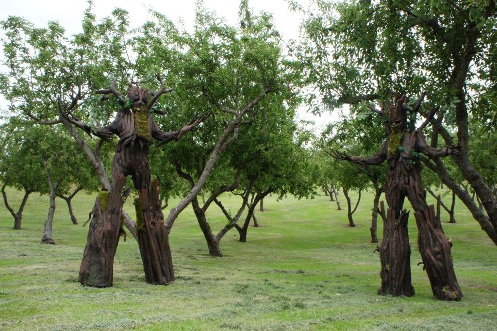 The Trees environmental themed entertainment