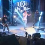 Bloxed beats beatboxing on stage