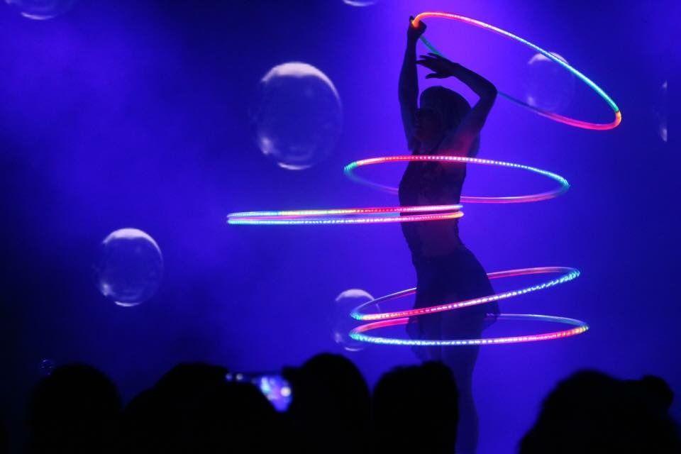 Satya Bella LED Hula Hoops