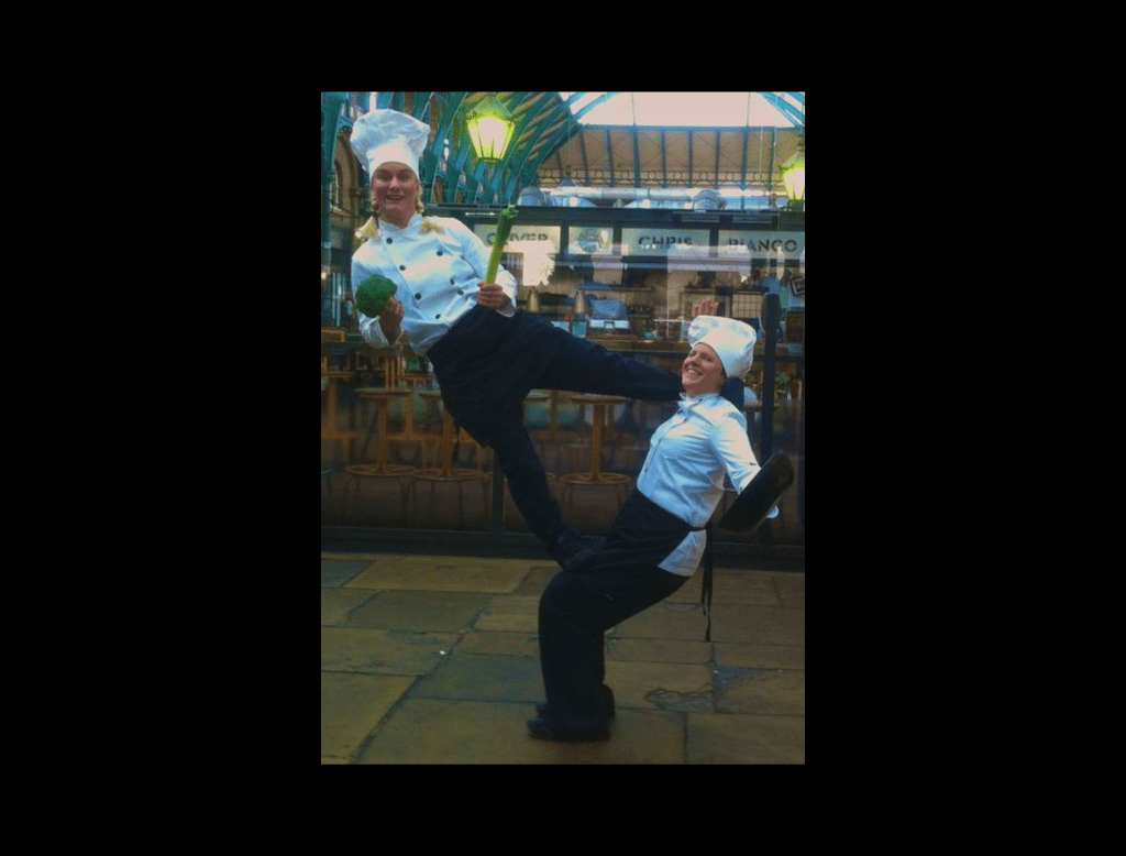 Acro Chefs Covent Garden