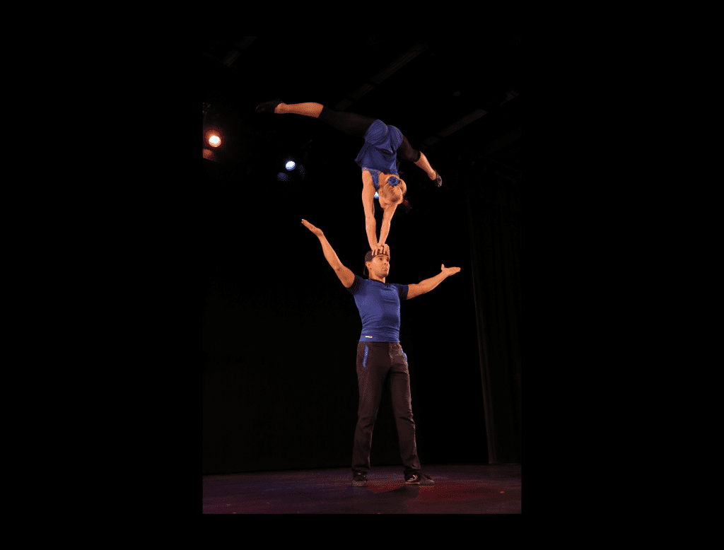 Street Circus Stage Show