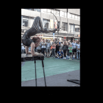 Sara Twister street show