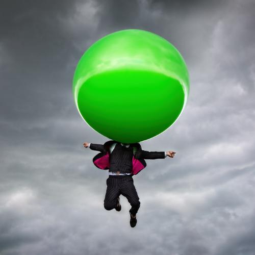 Bruce Airhead Balloon Show