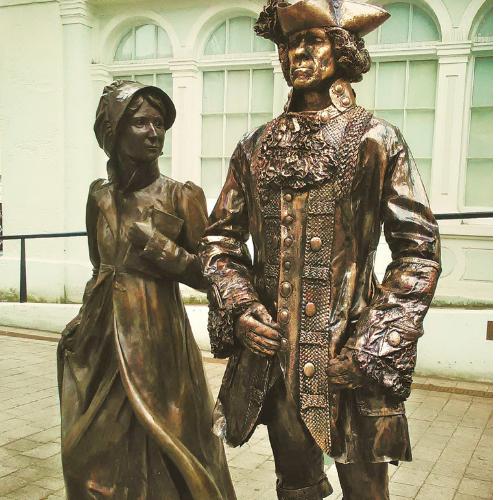 Statueman duo